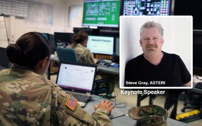 Asteri Founder Steve Gray To Keynote National Defense Industrial Association Cyber-Augmented Operations Technical